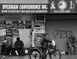 Quarantine at a Street Corner