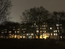 Nachtlichter - staying home