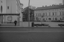 Lviv during quarantine