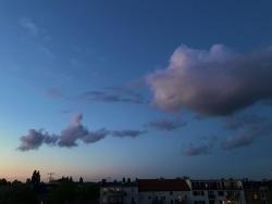 Pretty cloud